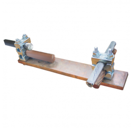 FEPOS 120-300 connecting clamp