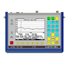 ET91 - high frequency communication tester