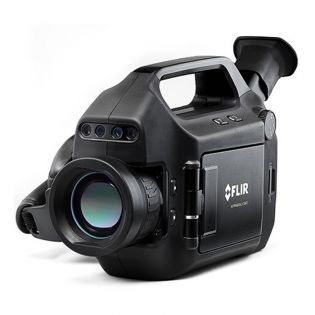 For gas leakage detection GFx320 infrared camera от Оптик-Телеком