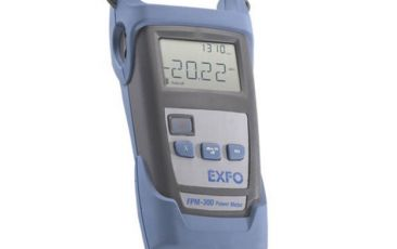 FPM-300 optical power meter (from -60 to +10 dBm measuring power range, 2 sets)