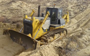Shantui SD32 bulldozer (2 pcs)